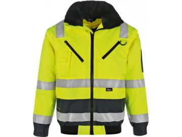 Pilotenjacke 4in1