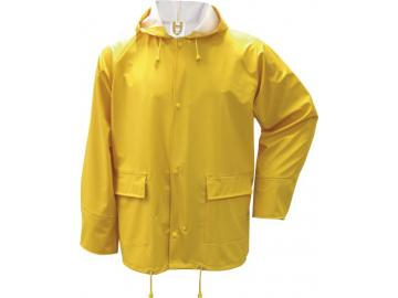 PU Stretch Regenjacke